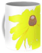Blackeyed Susan Flower Coffee Mug