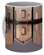 Boathouse Reflections  Coffee Mug
