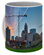 Charlotte North Carolina Early  Morning Sunrise Coffee Mug