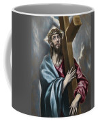 Christ Carrying The Cross Coffee Mug