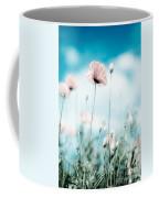 Corn Poppy Flowers Coffee Mug by Nailia Schwarz