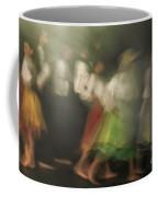 Dancers In Motion  Coffee Mug