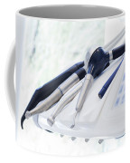 Equipment And Dental Instruments In Dentist's Office Coffee Mug