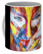 Face Paint Coffee Mug