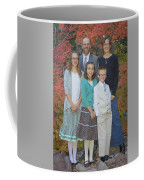 Family Pictures Coffee Mug