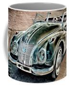 Former East Germany I F A Car Coffee Mug