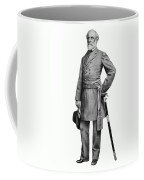 General Robert E Lee Coffee Mug