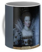 Inside Chantilly Castle France Coffee Mug