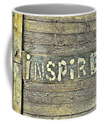 Inspiring Rock Art Coffee Mug