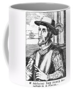 Juan Ponce De Leon Coffee Mug
