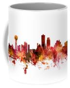 Knoxville Tennessee Skyline Coffee Mug