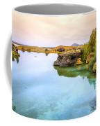 Lake Myvatn Coffee Mug