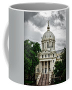 Mc Lennan County Courthouse - Waco Texas Coffee Mug