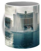 November 2017 Las Vegas Nv - Hotels And Restaurants On Las Vegas Coffee Mug