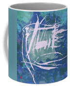Pop Art Fish Poster Coffee Mug
