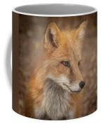 Russian Red Fox Coffee Mug