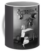 Silent Still: Exercise Coffee Mug