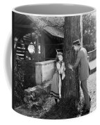 Silent Still: Man & Woman Coffee Mug