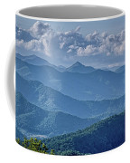 Springtime In The Blue Ridge Mountains Coffee Mug