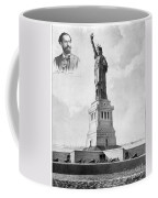 Statue Of Liberty, 1886 Coffee Mug