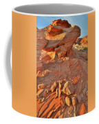 Sunrise On Valley Of Fire Coffee Mug