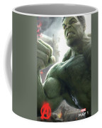 The Avengers Age Of Ultron 2015 Coffee Mug