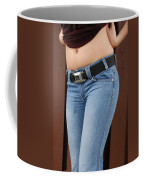 The G M Belt Coffee Mug