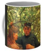 The Promise Walker Henry Scott Tuke Coffee Mug