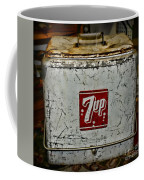 7 Up Vintage Cooler Coffee Mug