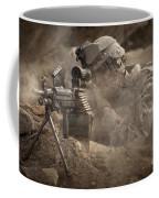U.s. Army Ranger In Afghanistan Combat Coffee Mug