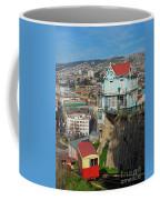 Valparaiso, Chile Coffee Mug