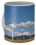 Wind Turbine Farm Coffee Mug