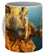 Landscape Drawing Nature Coffee Mug