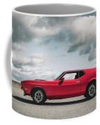 72 Mustang Coffee Mug