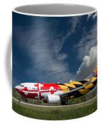 737 Maryland On Take-off Roll Coffee Mug