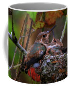 7389 All Feathered Out Coffee Mug