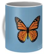 74- Monarch Butterfly Coffee Mug