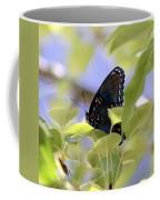 7759 - Butterfly Coffee Mug