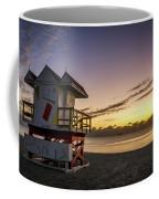 7901- Miami Beach Sunrise Coffee Mug