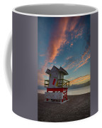 7944- Miami Beach Sunrise Coffee Mug