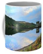 Autumn Derwent Reservoir Derbyshire Peak District Coffee Mug