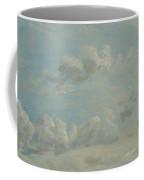 British Title Cloud Study Coffee Mug