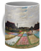 Flower Beds In Holland Coffee Mug