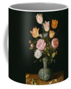 Flower Vase Coffee Mug