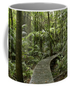 Forest Boardwalk Coffee Mug