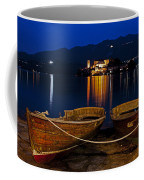 Island Of San Giulio Coffee Mug
