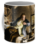 James Watt, Scottish Inventor Coffee Mug