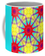 Kaleidoscope 4 Coffee Mug