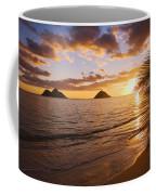 Lanikai Sunrise Coffee Mug