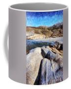 Livada Beach Coffee Mug